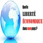La Tunisie est classée 108 ème mondial sur 158 pays, sur l'échelle des libertés économiques de l'institut canadien Fraser