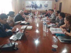 Collaboration entre le sippo et la chambre de commerce et for Chambre commerce tunisie