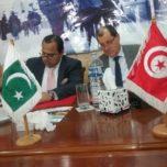 Visite d'une délégation d'hommes d'affaires pakistanais