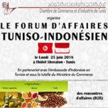 Forum d'affaires Tuniso-Indonésien