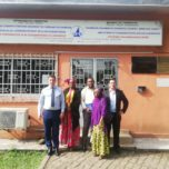 Visite de pré-prospection à la CCIMA du Cameroun.