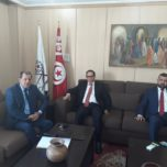 التحضيرات لانطلاق اشغال اللجنة المشتركة التونسية العراقية