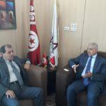تطوير التبادل التجاري التونسي البحريني
